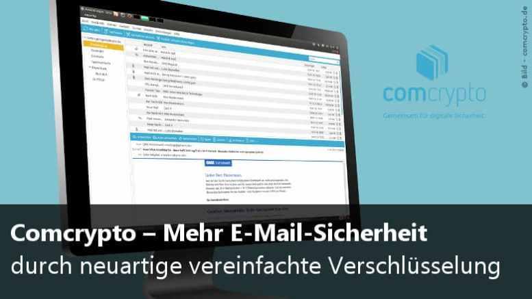 hochsichere verschlüsselte E-Mail