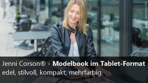 Modelbook von Jenni Corson