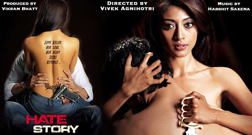 Hate Story Movie Dialogues Poster