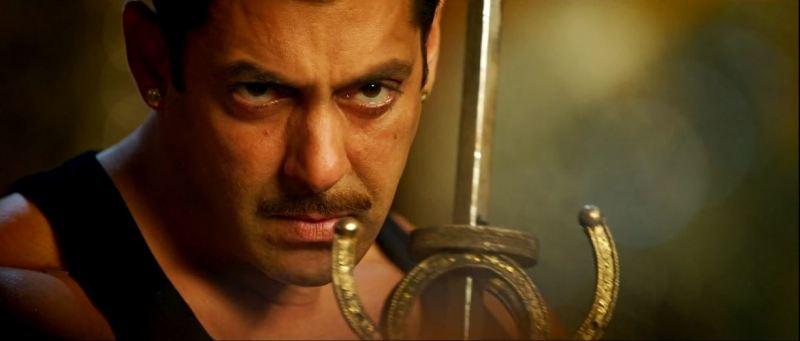 Salman Khan In Prem Ratan Dhan Payo Hindi FIlm