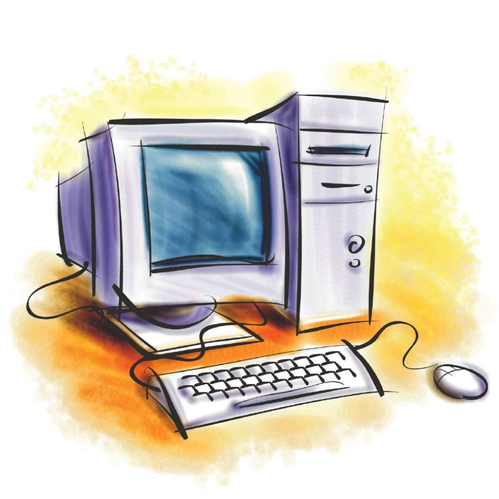 Different uses of computer system