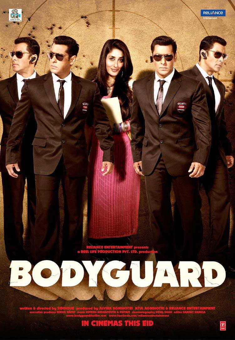 Bodyguard Movie Dialogues (Complete List)