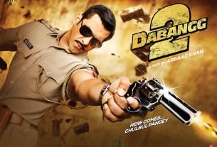 Dabangg 2 Poster Salman Khan