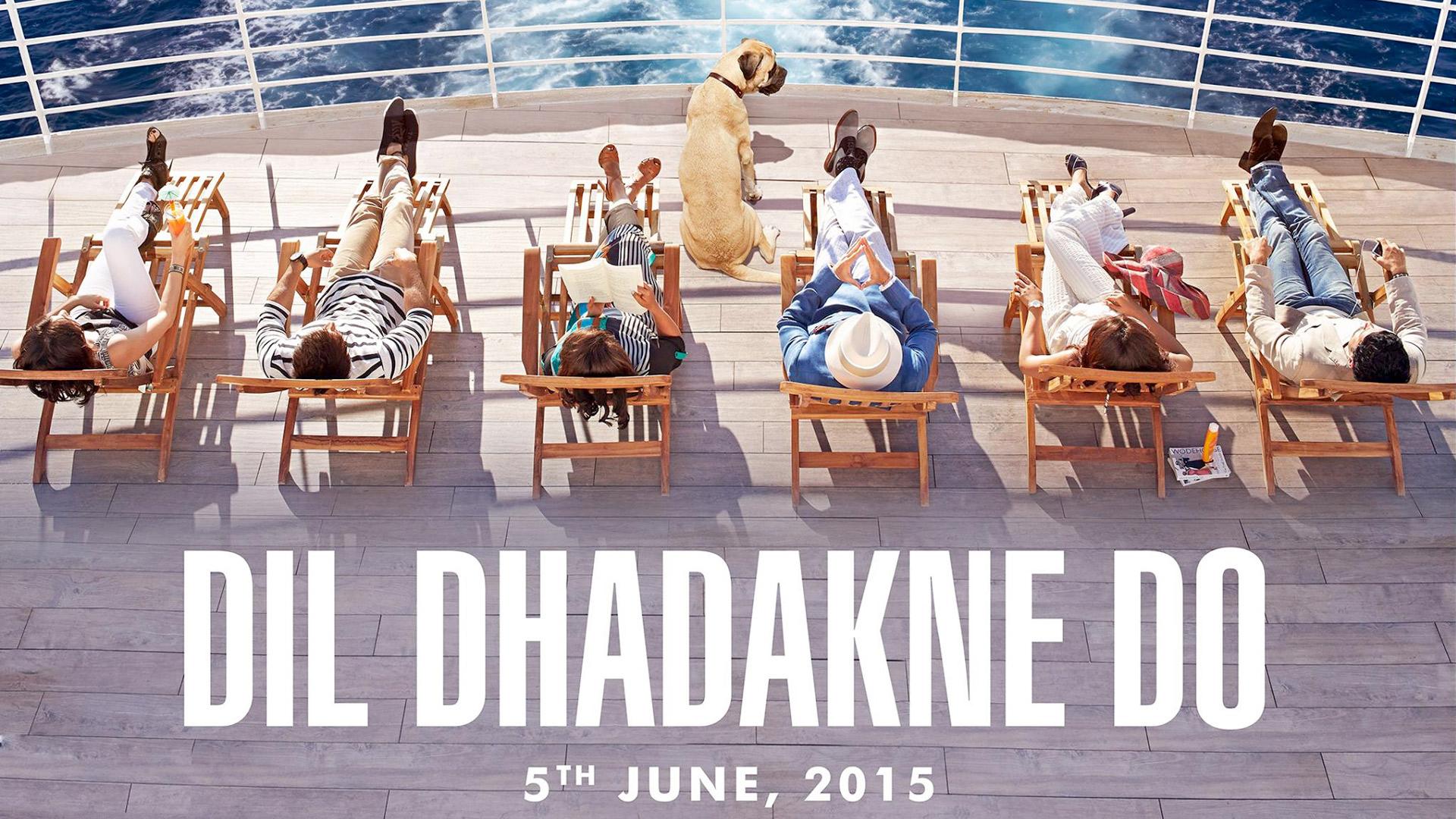 Dil Dhadakne Do Movie HD Wallpaper
