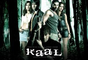 Kaal Movie Poster Ajay Devgan, Vivek Oberoi, John Abraham, Lara Dutta, Esha Deol Full HD Desktop Wallpaper