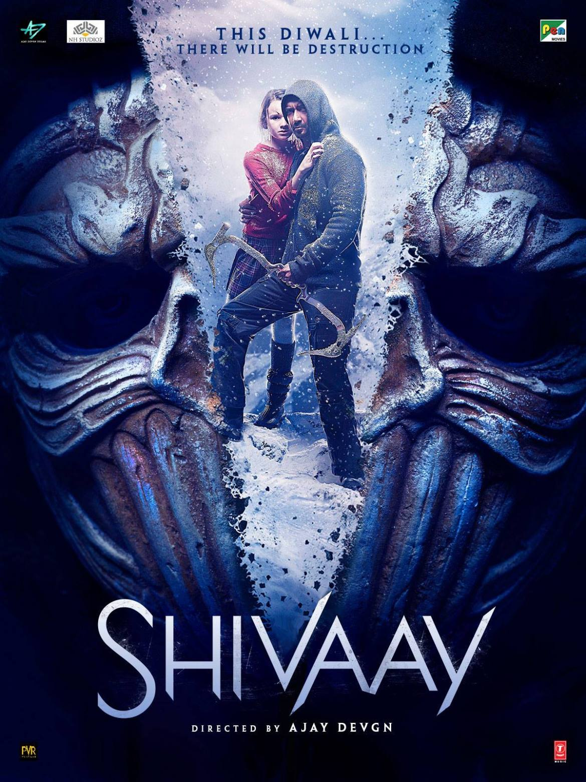 Shivaay Movie Dialogues And Poems (Complete List)
