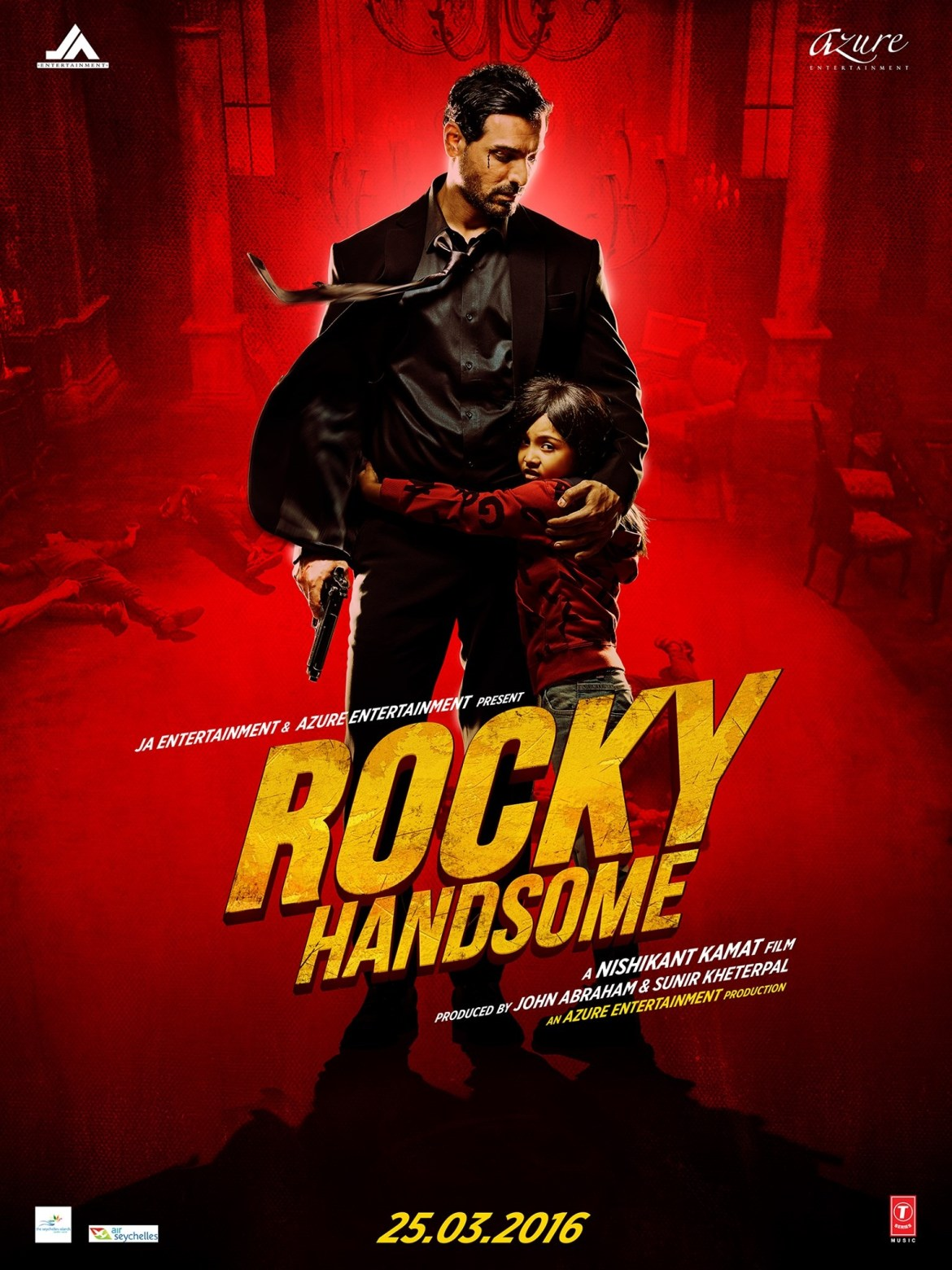 Rocky Handsome Movie Dialogues (Complete List)