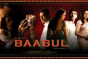 Baabul Movie Poster - Full HD Wallpaper