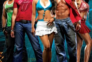 Dhoom 2 Movie Poster HD Wallpaper
