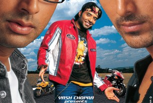 Dhoom Movie Poster John Abraham