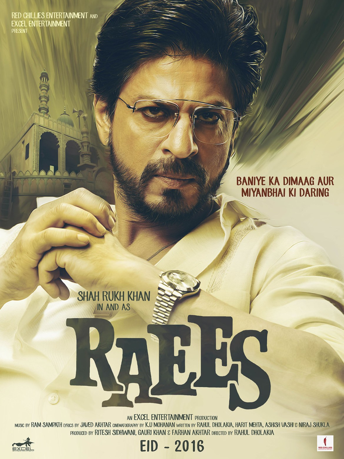 Raees Movie Dialogues (Complete List)