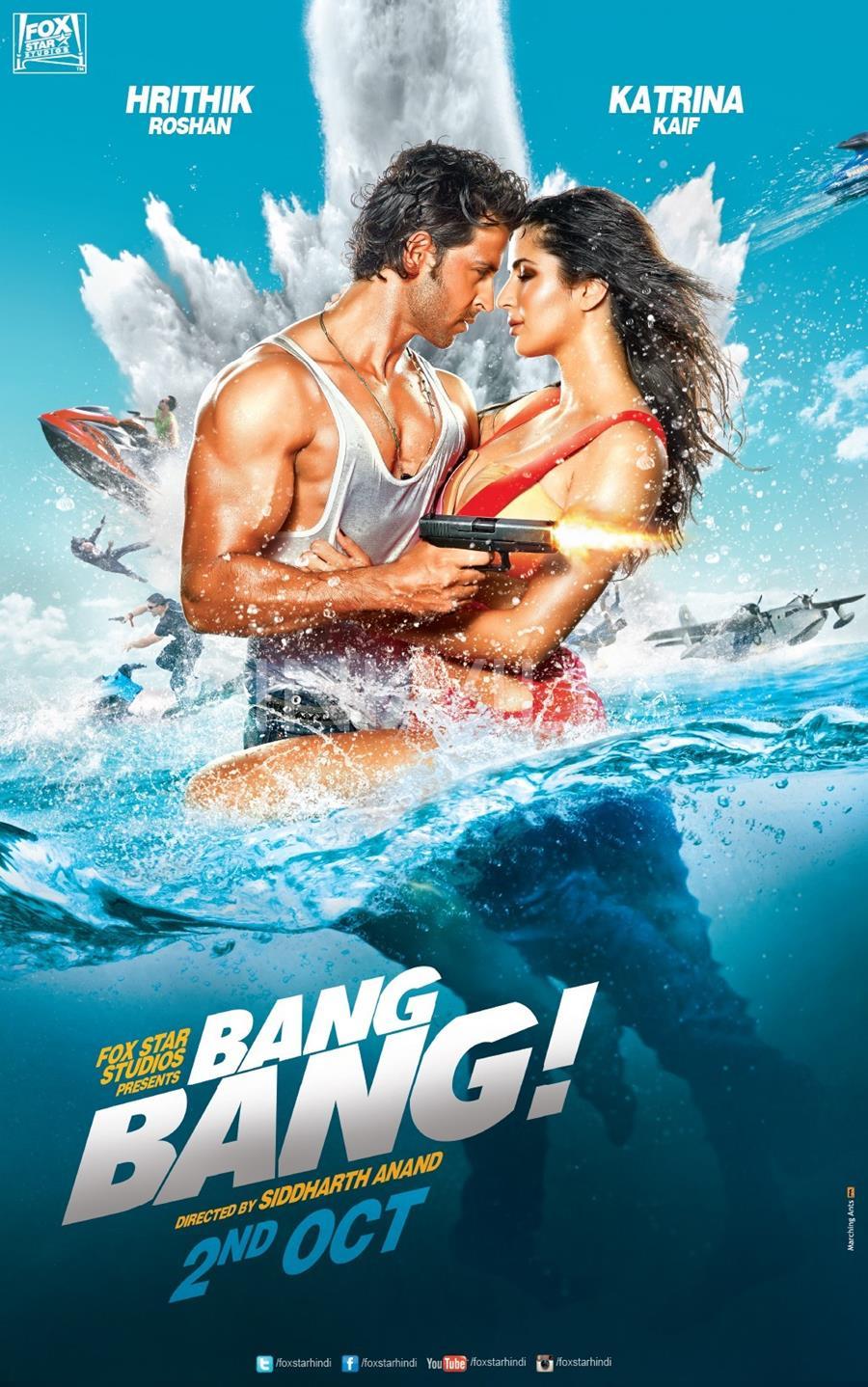 Bang Bang Movie Dialogues (All Dialogue)