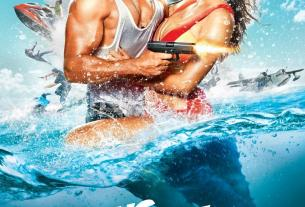 Bang Bang Movie Poster Hrithik Roshan Katrina Kaif