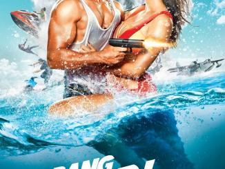 Bang Bang Movie Poster Hrithik Roshan Katrina Kaif