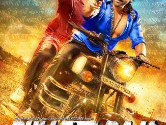 Bullett Raja Movie Poster- Saif Ali Khan, Jimmy Shergill - Full HD Wallpaper