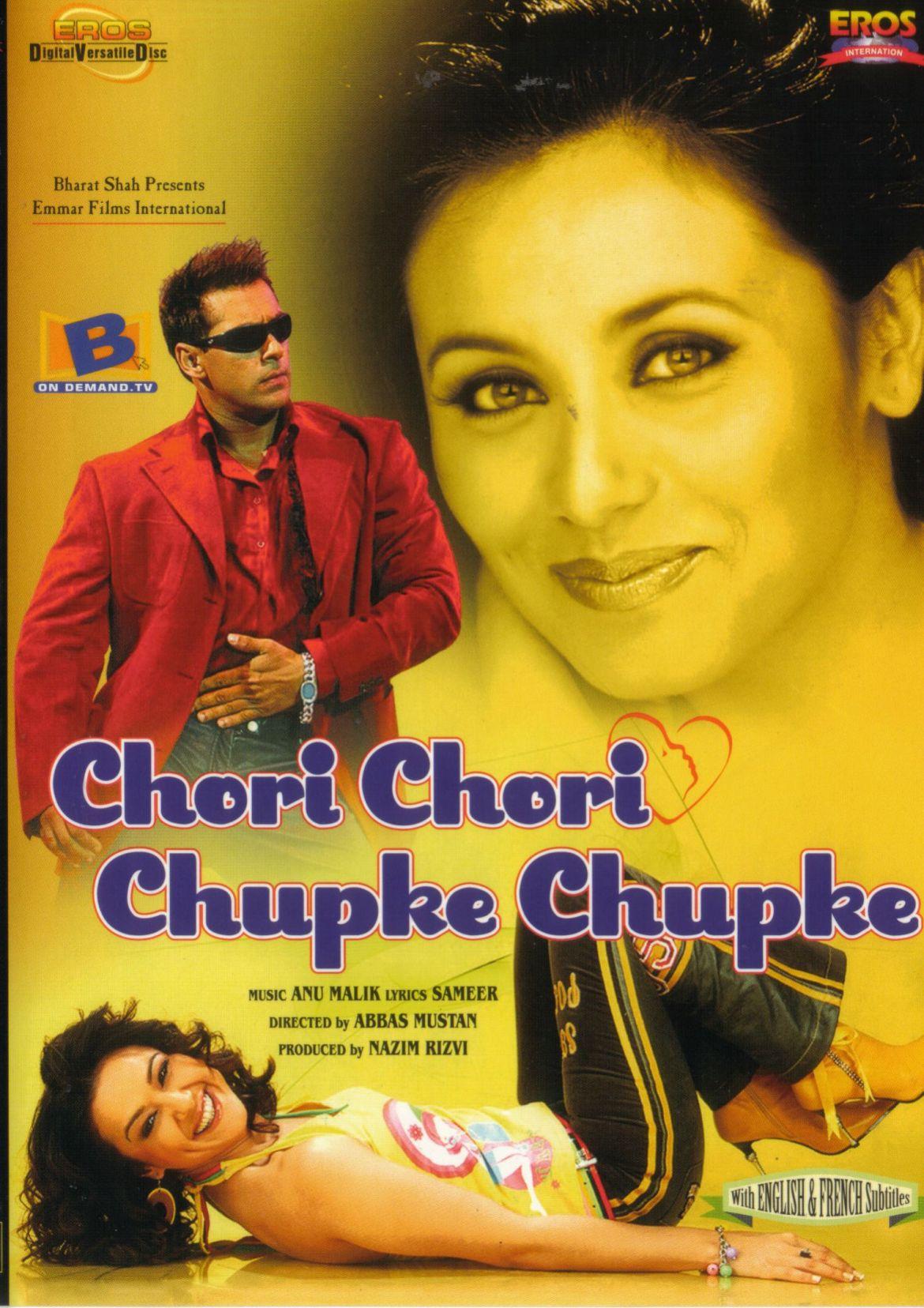Chori Chori Chupke Chupke Movie Dialogues (All Dialogue)