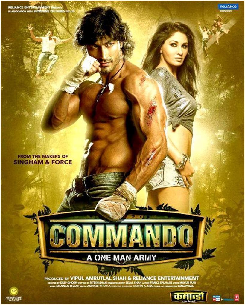 Commando Movie Dialogues (All Hit Dialogue)
