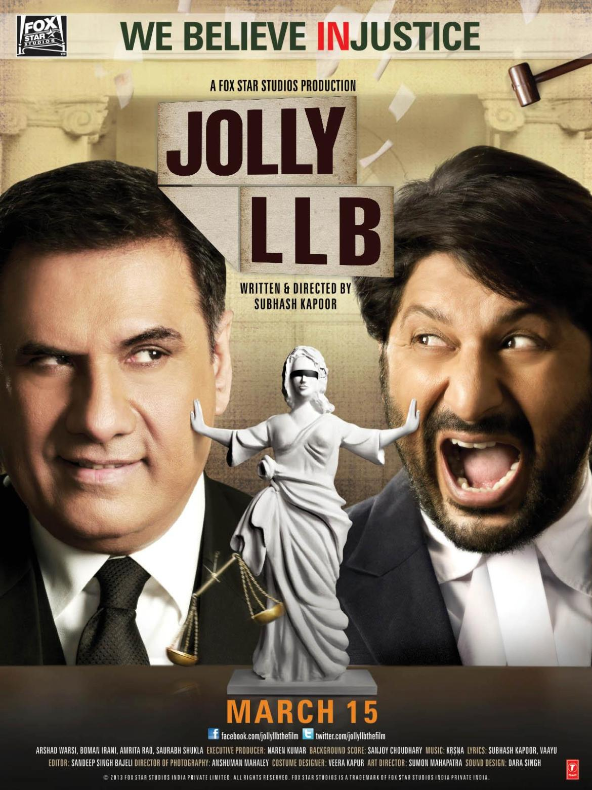 Jolly LLB Movie Dialogues (All Hit Dialogue)