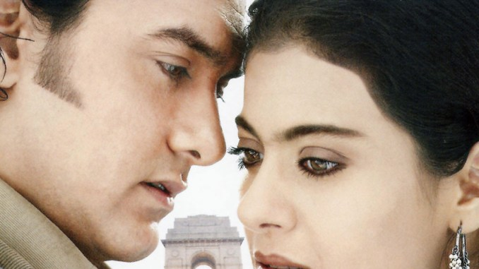 Fanaa Movie Poster - Aamir Khan and Kajol - HD Wallpaper