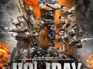 Bollywood Movie Based On Patriotism - Holiday