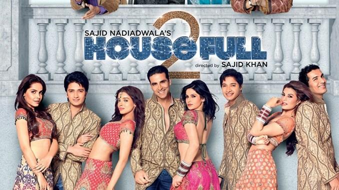 Housefull 2 Movie Poster - Full HD