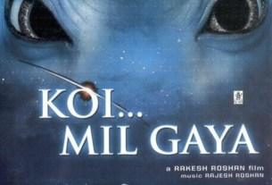 Koi Mil Gaya Movie Poster HD