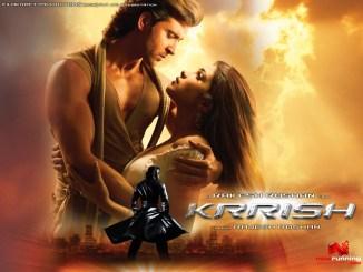 Krrish Movie Poster HD Ft. Hrithik Rosham And Priyanka Chopra