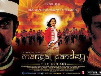 Mangal Pandey The Rising Movie Poster Aamir Khan Full HD Desktop Wallpaper
