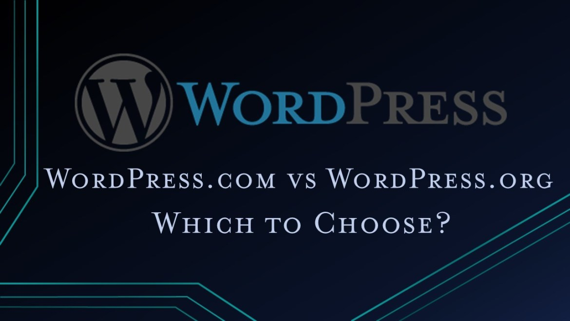 Difference Between WordPress.com And WordPress.org