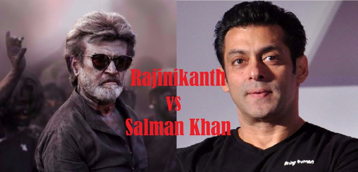 Salman Khan's Next to clash with Rajnikanth's KAALA !!