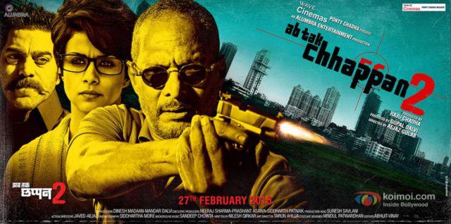 Ab Tak Chhappan 2 Movie Dialogues Poster Nana Patekar Full HD Wallpaper