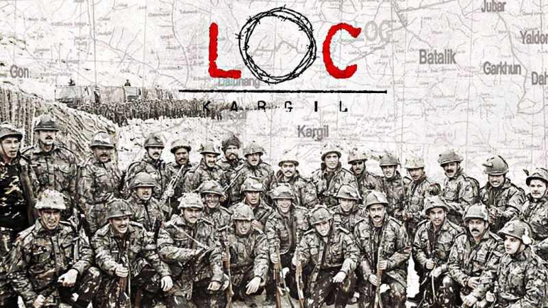 LOC Kargil Movie HD Poster