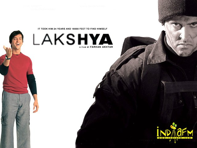 Best Patriotic Movie - Lakshya