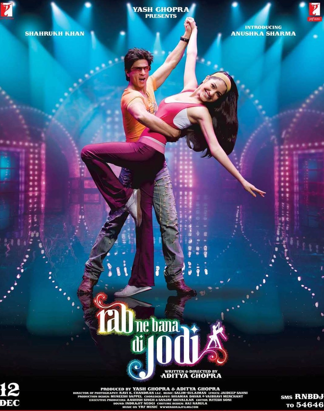 Rab Ne Bana Di Jodi Movie Dialogues (Complete List)