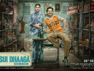 Sui Dhaaga Movie Dialogues Poster Varun Dhawan Anushka Sharma Full HD Wallpaper