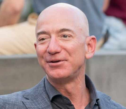 CEO da Amazon, Jeff Bezos