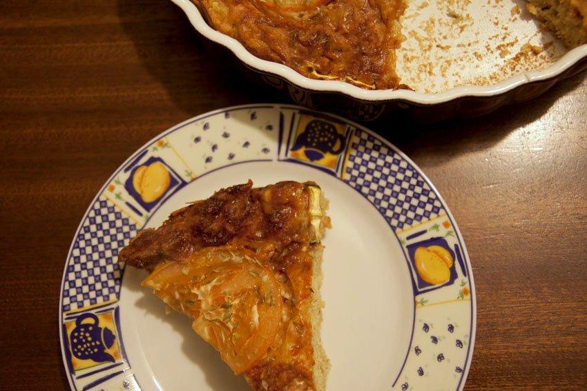 Na Cozinha – Bolo de Pizza [Cozinha para 2]