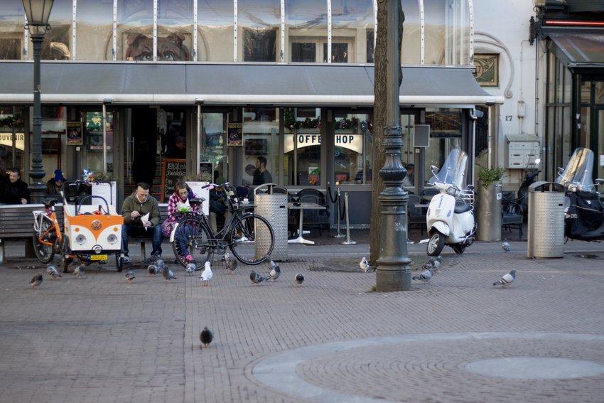 5 coisas que fizemos em Amesterdão
