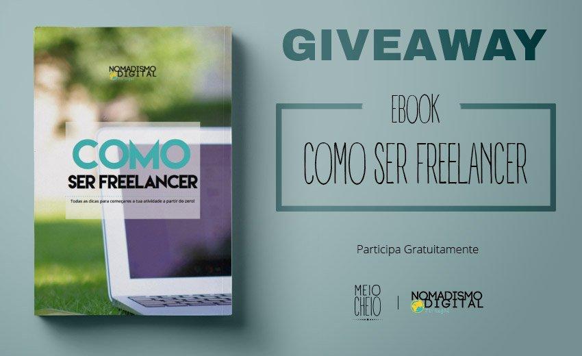 | Giveaway Especial | Nomadismo Digital Portugal