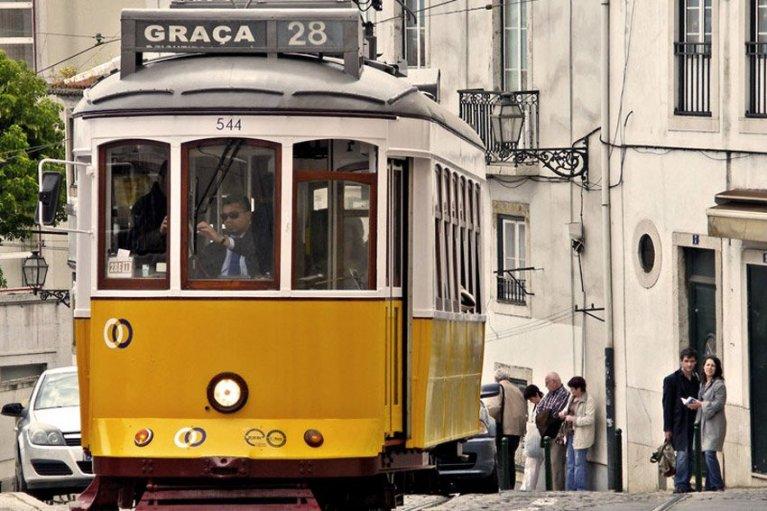 Nova aventura por Lisboa!