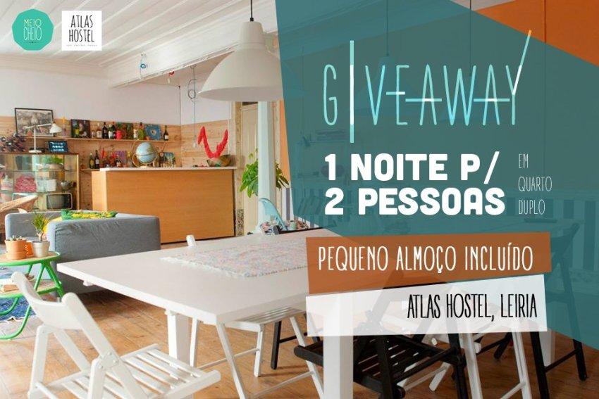   Giveaway Especial Ano Novo   Atlas Hostel