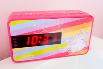 Unicorn wekkerradio
