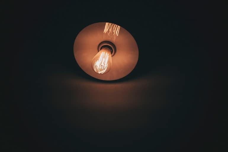 Stromgenerator Lampe