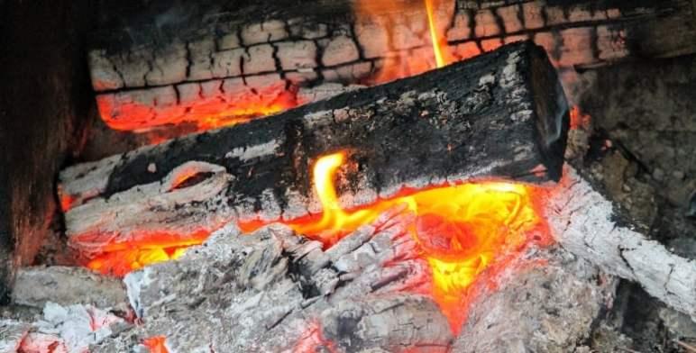 heiße-Asche