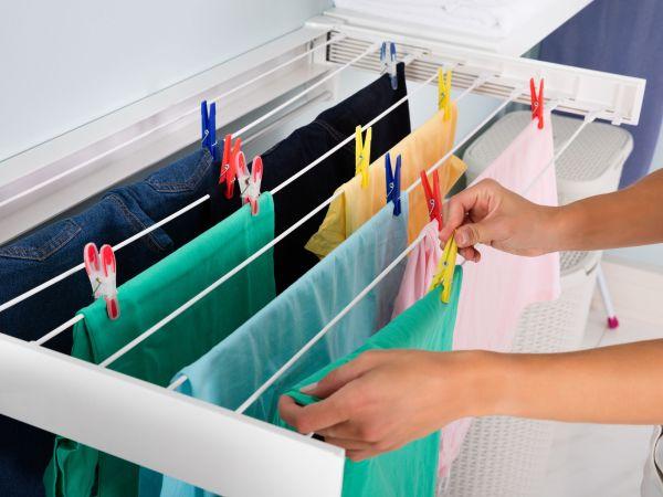 Wäscheständer Badewanne
