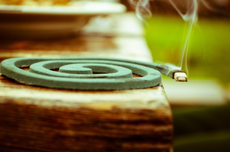 Räucherspirale