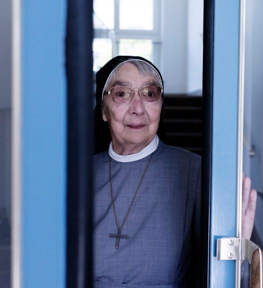 Schwester Liliane Juchli