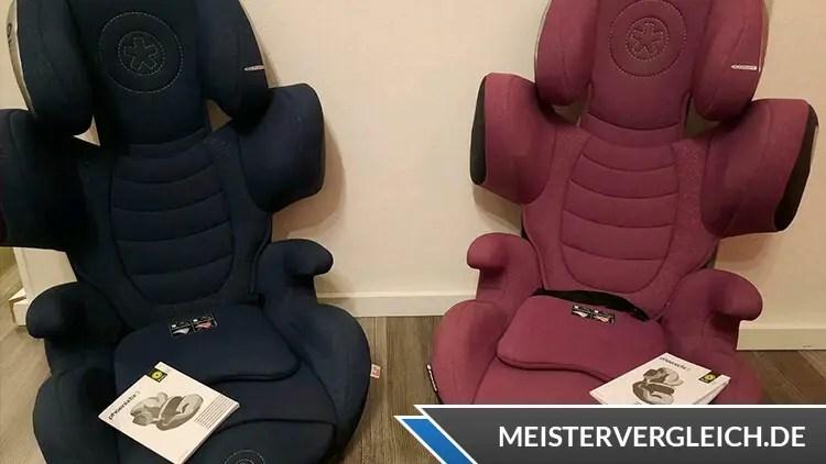 Kindersitz Test Vergleich 3x Sehr Gut 2020