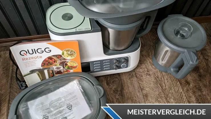 Quigg Küchenmaschine Aldi 2020 2021