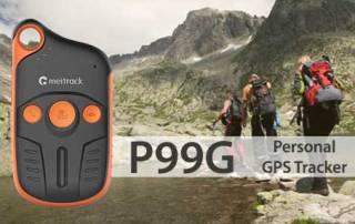 P99G Wifi 3G GPS tracker